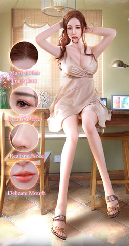 Ai Sex Dolls | TPE Sex Doll Big Breast Ass Sexdoll Pussy Vagina Anal Real Doll Adult Life Size Love Doll