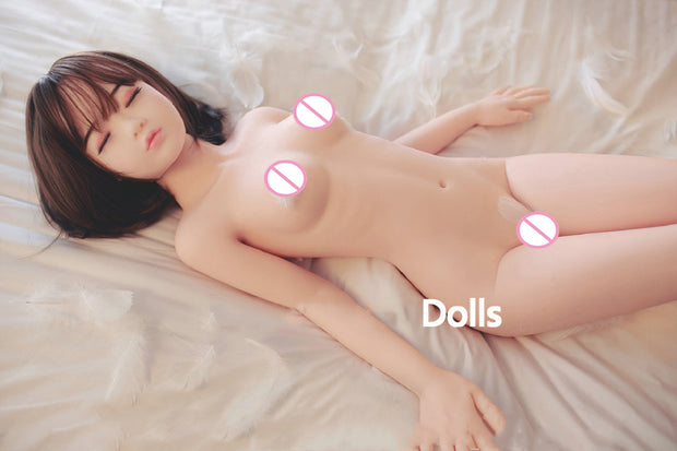 Ai sex dolls | Top quality 125cm real silicone Sex doll for men Lifelike breasts love doll Oral vaginal anus sexy doll men masturbation - BULULU-SHOP (4331992678444)
