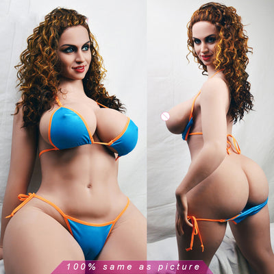 Sex Dolls TPE Silicone 163cm | Fat Huge Breast Boobs Chubby Ass Oral Vagina Anal Realistic Love Dolls for Male Masturb - BULULU-SHOP (5161570238508)