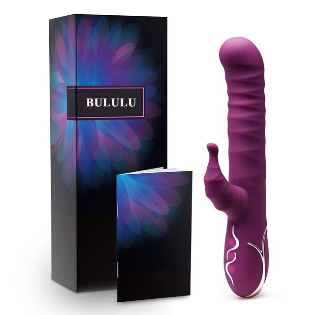 Adult Sex Toy | Automatic Thrusting Pulsator G Spot Dildo Vibrator - BULULU-SHOP (4333940080684)