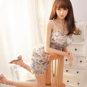 Japanese S-class beauty makeup sex doll | full entity TPE standing sex doll Qianna 158cm - BULULU-SHOP (5395422773416)