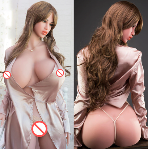 Silicone Sex Dolls 171cm | Top Pretty Big Ass Huge Boobs Lifelike Vaginal Anal Oral Vagina Adult Love Doll Sex Toys