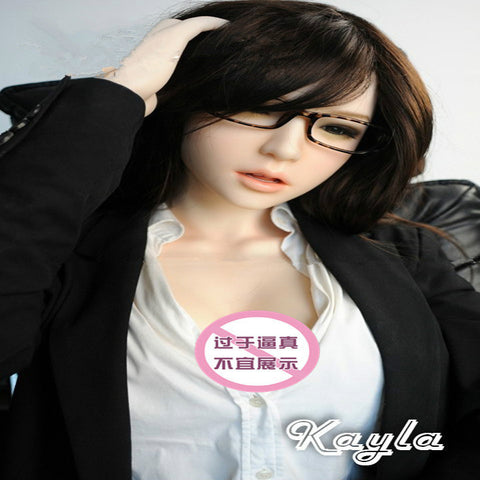 Senior female secretary semi-solid doll | silica gel real Japanese inflatable doll semi-solid male young woman