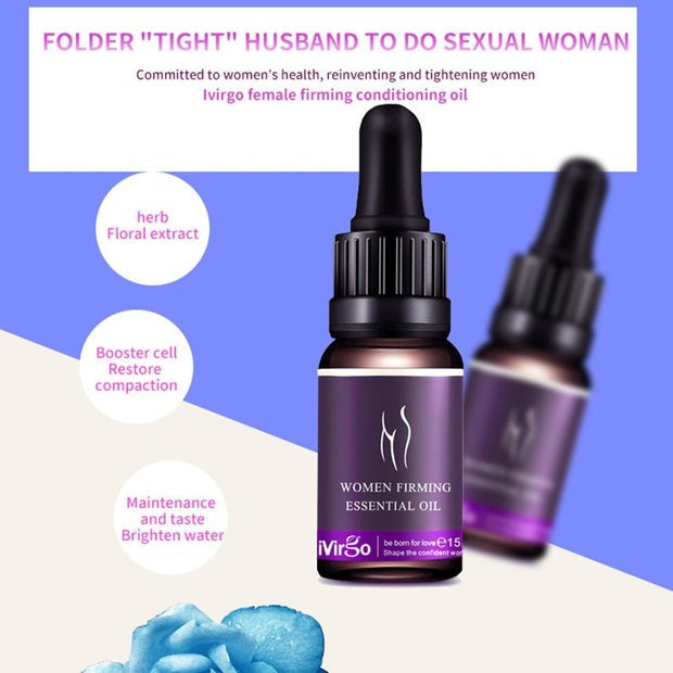 Female Sex Spray Stimulant Vagina Libido Enhancer Intim Gel | Intense Orgasm Gel 15ml - BULULU-SHOP