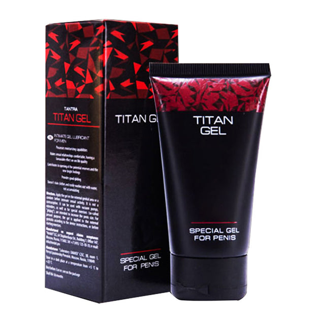 Original Titan Gel Big Penis Male Enhancement Increase Enlargement pills male Sex Time Delay erection Cream Adult Sex Product - BULULU-SHOP