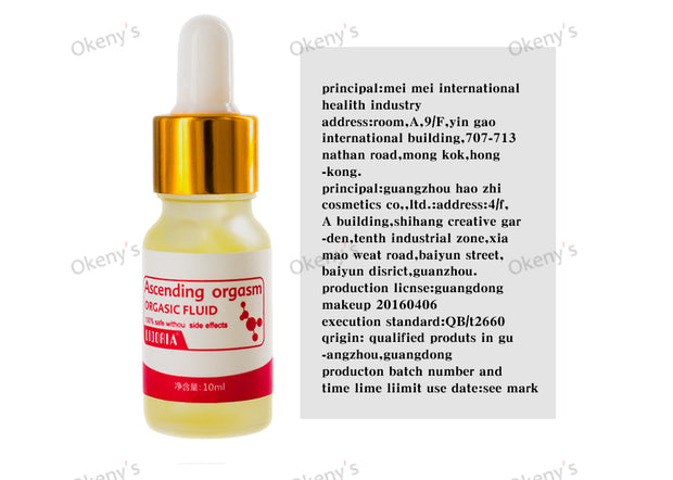 Female aphrodisiac | female libido strong orgasm gel infusion stimulant female libido gel vaginal firming oil - BULULU-SHOP (4172820250683)