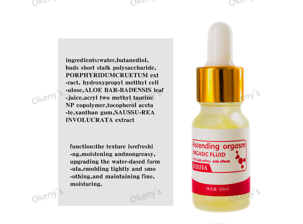 Female aphrodisiac | female libido strong orgasm gel infusion stimulant female libido gel vaginal firming oil - BULULU-SHOP