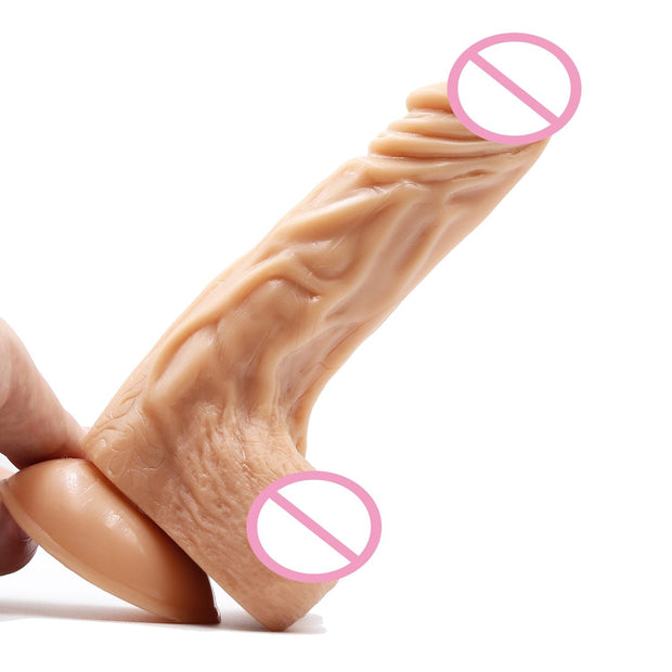 Penis sex toys | dick for women Realistic Dildo for Women Products for adults Penis Erotic Member On Sucker Realistic - BULULU-SHOP