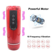 Porn Sex Machine | Masturbator for Men Vibrator Vagina Voice Sex Toys for Adults Erotic Goods Adult Toys - BULULU-SHOP
