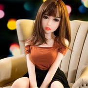 100cm Sex Dolls Real Adult Big Breast Vagina TPE Love Dolls | Skeleton Silicone Sex Doll Sex Toys - BULULU-SHOP
