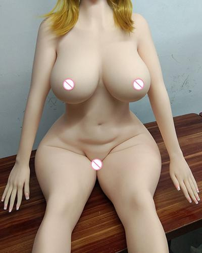 146CM N-CUP Lifelike Real Sex Doll | Full Size Silicone with Skeleton Love Doll Oral Vagina Pussy Anal - BULULU-SHOP