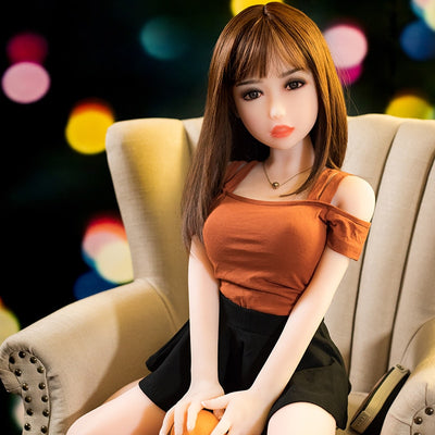 100cm Sex Dolls Real Adult Big Breast Vagina TPE Love Dolls | Skeleton Silicone Sex Doll Sex Toys - BULULU-SHOP (4403970015276)