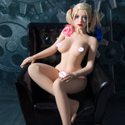 Real Silicone Vagina And Real Breast Sex Doll TPE Skeleton 158cm | Girl Sex Doll Plush Cat Silicone Sex Doll Life Male Sex Doll - BULULU-SHOP (4334128398380)