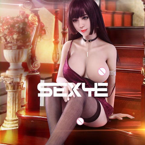 Love Doll For Man | Asian Sex Doll Real Pussy Vagina Anus Sexy Doll Female Beauty Adult Lifelike Adult Doll Metal Skeleton