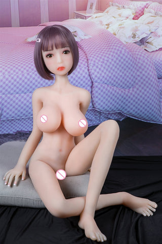 Smart Sex Doll | Real Life Silicone Realistic Breasts Vagina Anus TPE Metal Skeleton