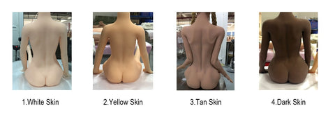 Top Beauty 158cm Sex Doll | Realistic Japanese Doll Sexy Breast Lifelike Silicone Adult 3 Holes Sex Toy for Men