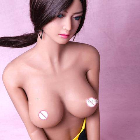 Sex doll real Big BoobsSilicone Sex Dolls 158cm | Realistic Doll Sexy Artificial Vagina Anal Oral Sexual Toys Real Dolls