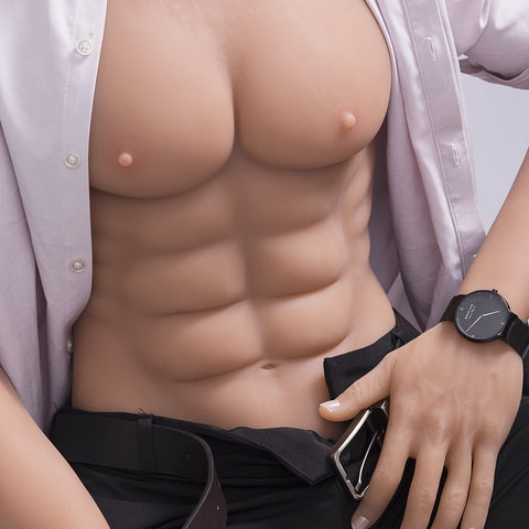 Newest Silicone Men Sex Doll 165cm | Huge Penis For Male And Female Adult Sex Dols