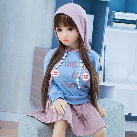 Small Size Tpe Sex Doll 100cm | Small Breast Realistic Silicone Sex Dolls Small Girl Hot Sexy For Men Tight Vagina Love Toys