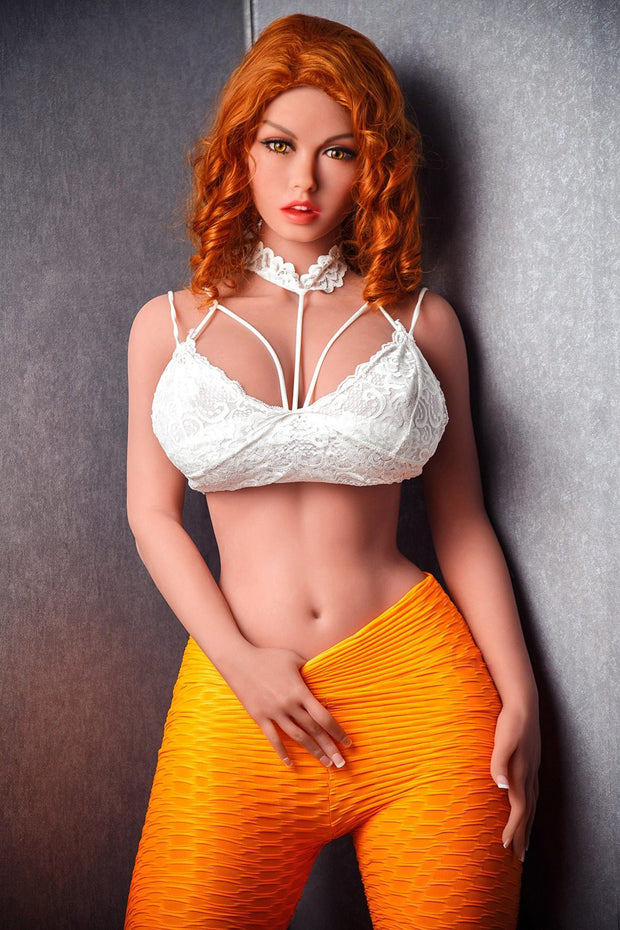 Fat Sex Dolls 162cm | Big Ass Breast Fashion Beauty Silicone Lifelike Adult Pussy Anal Oral Love Doll Sex Toys for Men - BULULU-SHOP