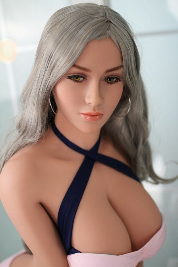 140cm Top Quality Lifelike Sex Dolls Real Adult | Full Size Silicone with Skeleton Love Doll - BULULU-SHOP