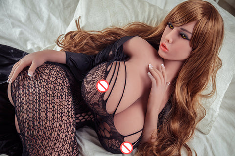 TPE Sex Doll Realistic Big Boobs Real Love Doll Lifelike Muscle Body 3 Holes Sex Toys | Silicone Sex Dolls 150cm