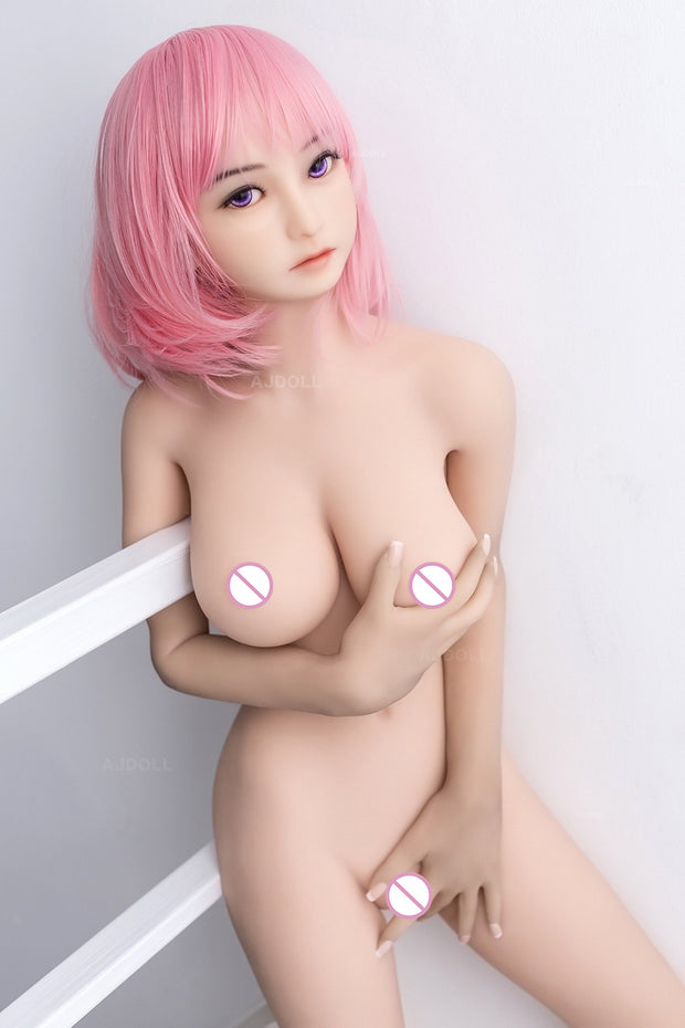 125cmReal Silicone Sex Dolls | Top Skeleton Adult Love Doll Vagina Lifelike Pussy Japanese Realistic Sexy Doll Big Breast - BULULU-SHOP (5361102586024)