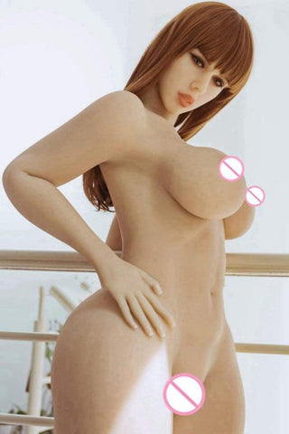 Japanese Sex Doll Vagina Sexy Dolls 158cm | Real Silicone Sex Dolls with Metal Skeleton