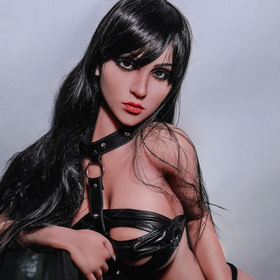Full Silicone Sex Doll 158cm | Lifelike Big Breast Realistic Adult Love Doll Life size Oral Vaginal Anus Sex Toys for Man - BULULU-SHOP (5463860904104)