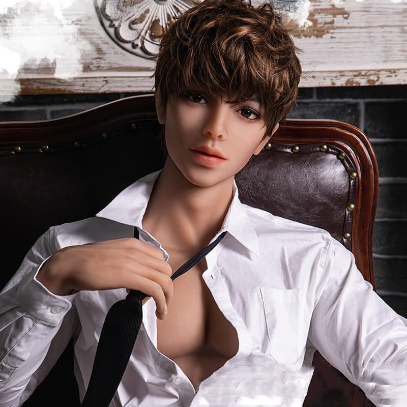 Male Doll Lifelike Gay Sex Doll | TPE Full Size Dildo Big Removale Big Dick Gay Anus  Oral Sex Sex Doll for Female and Gay
