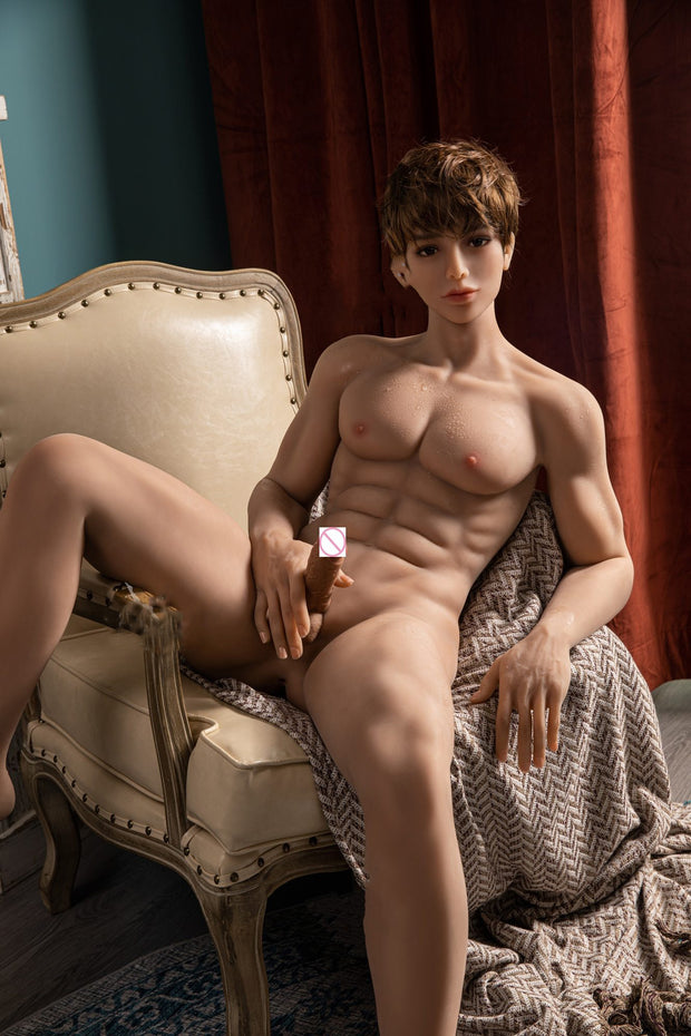 Male Doll Lifelike Gay Sex Doll | TPE Full Size Dildo Big Removale Big Dick Gay Anus  Oral Sex Sex Doll for Female and Gay - BULULU-SHOP