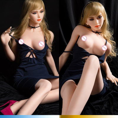168cm Life Size Japanese Style Realistic Sex Doll | Silicone Adult Toys for Men Love Doll Medical TPE - BULULU-SHOP