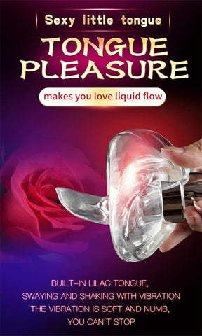 Strong Vacuum Oral Sucking Pump Vibrator | Tongue Licking Pussy Clitoris Nipple Vagina Stimulator Electric  Sex Toys for Women