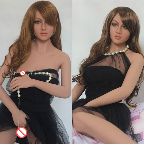 TPE Sex Dolls 165cm | Silicone Realistic Sexual Love Doll Lifelike Sexy Breasts Ass Oral Sex Vagina Anus Adult Doll