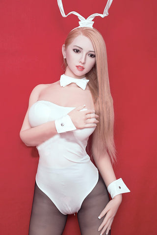 Real Silicone Life-Size Sex Dolls 170cm | Big Breast Vagina Full Body  TPE Adult Toys for Men for 2 Holes Masturbation