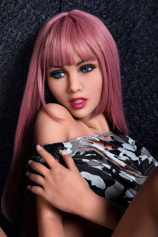 Silicone Sex Dolls145cm | Anime Big Breast Sex Doll Realistic Full Body Adult Love Doll Metal Skeleton