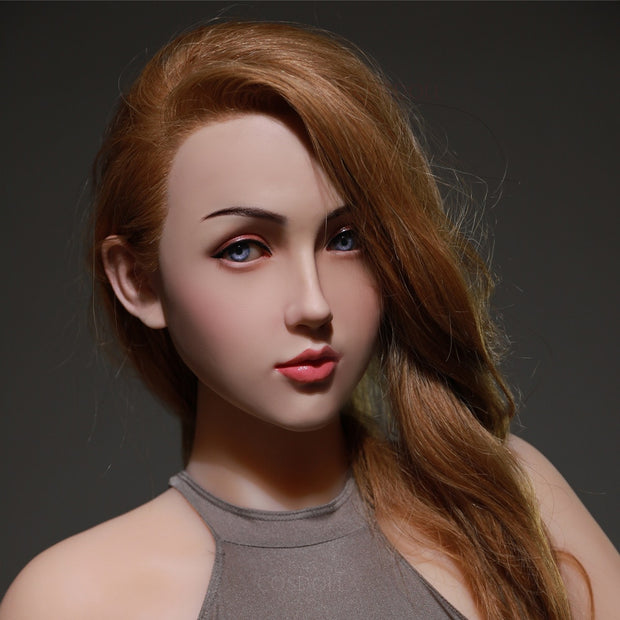 100% Silicone Head 170cm Sex Doll for Men | Sex Adult Toys Male Masturbation Realistic Real Doll Big Ass Pussy Breast - BULULU-SHOP