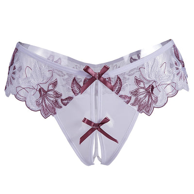 Sexy Women Transparent Panties | Seamless Bandage Sex - BULULU-SHOP