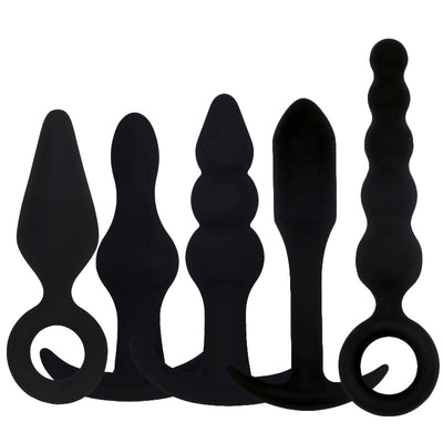 Sex Toys For Men Women Gay Beginner Masturbator | Sex Dildo Anal Butt Plug Vibrator G Spot Prostate Massage beads plug anal Erotic - BULULU-SHOP