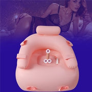 Inflatable sofa Female masturbation For women Erotic Sex Furniture Sexy Bed Adult Couples Games Stimulate Sex Toys free shipping - BULULU-SHOP