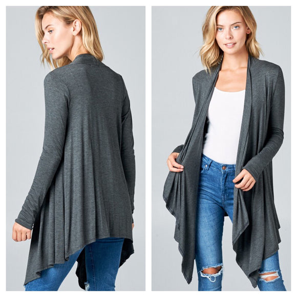 The Cascade Lightweight Cardigan