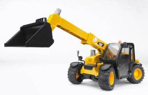 Cat Telehandler 02142