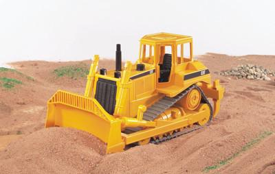 Cat Bulldozer Toy (02424)