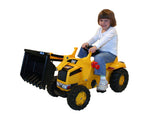 CAT KID TRACTOR W/TRAILER (23288)