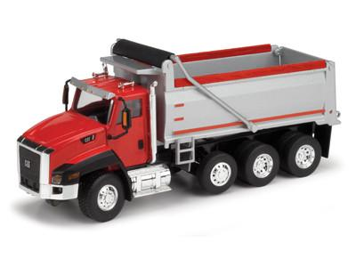 Caterpillar CT660 Dump Truck in Red (85502)