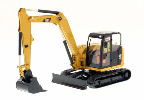 Caterpillar 308E2 CR SB Mini Hydraulic Excavator plus Work Tools (85239)