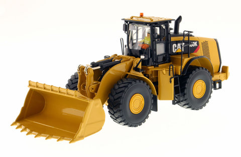 Caterpillar 980K Wheel Loader (85296)