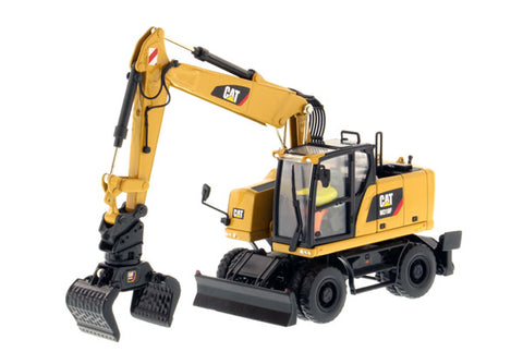 Caterpillar M318F Wheeled Excavator (85508)