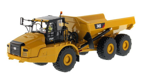 Caterpillar 745 Articulated Hauler (85528)