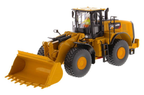 Caterpillar 980M Wheel Loader with Rock Bucket (85543)